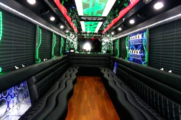 20 passenger party bus 1 Indianapolis