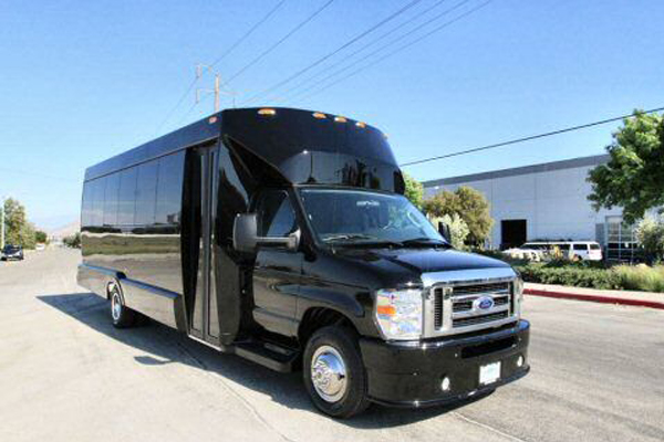 20 passenger party bus Indianapolis
