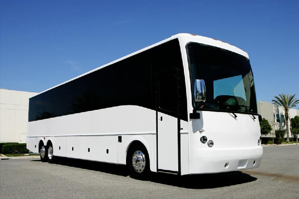 50 passenger charter bus rental Indianapolis