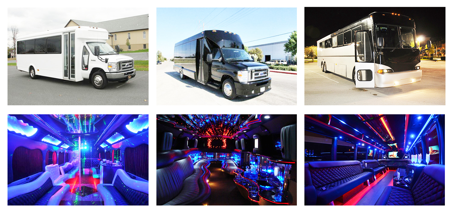 Party Buses Indianapolis